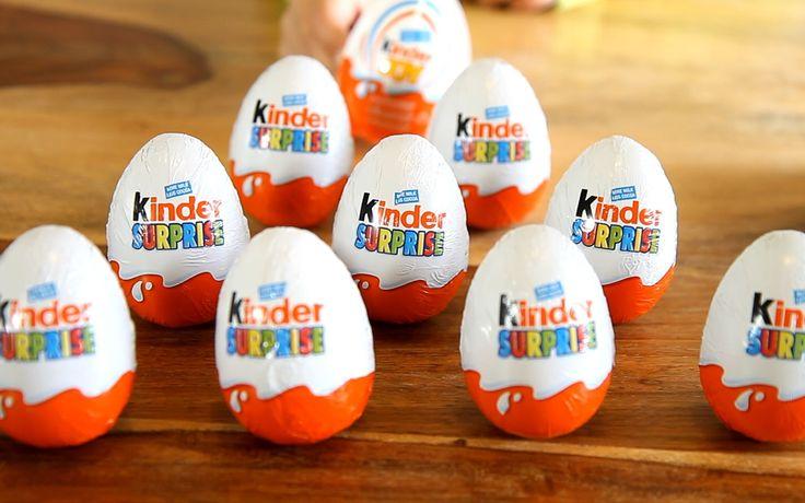 Un enfant découvre de la méthamphétamine dans son Kinder Surprise #KinderSurprise