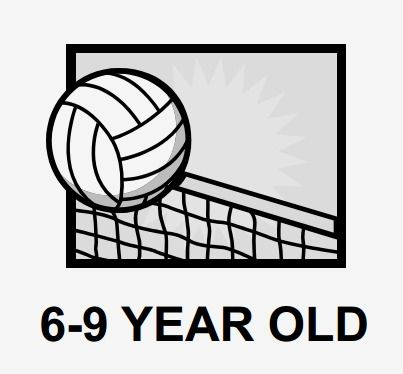 Volleyball Unit for 6-9 year olds
