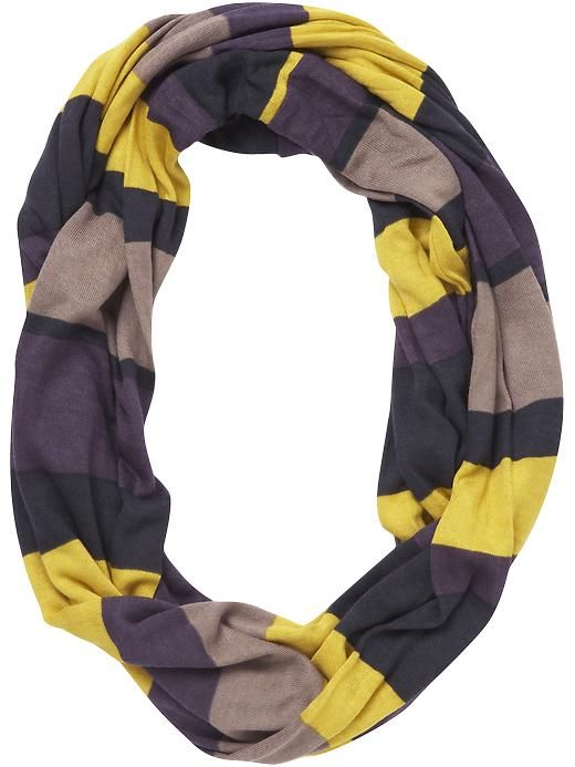 Splendid Barcelona Stripe Infinity Scarf (I want this!)