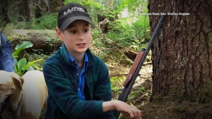 Now Playing: Man survives brown bear attack in Alaska        Now Playing: Black bear attacks hunter in terrifying video       Now Playing: Olivia de Havilland files lawsuit over 'Feud'       Now Playing: New parenting alert for kids and pools       Now Playing: Fyre Festival... - #12Yearold, #Attack, #Bear, #Family, #Rescues, #TopStories, #Video