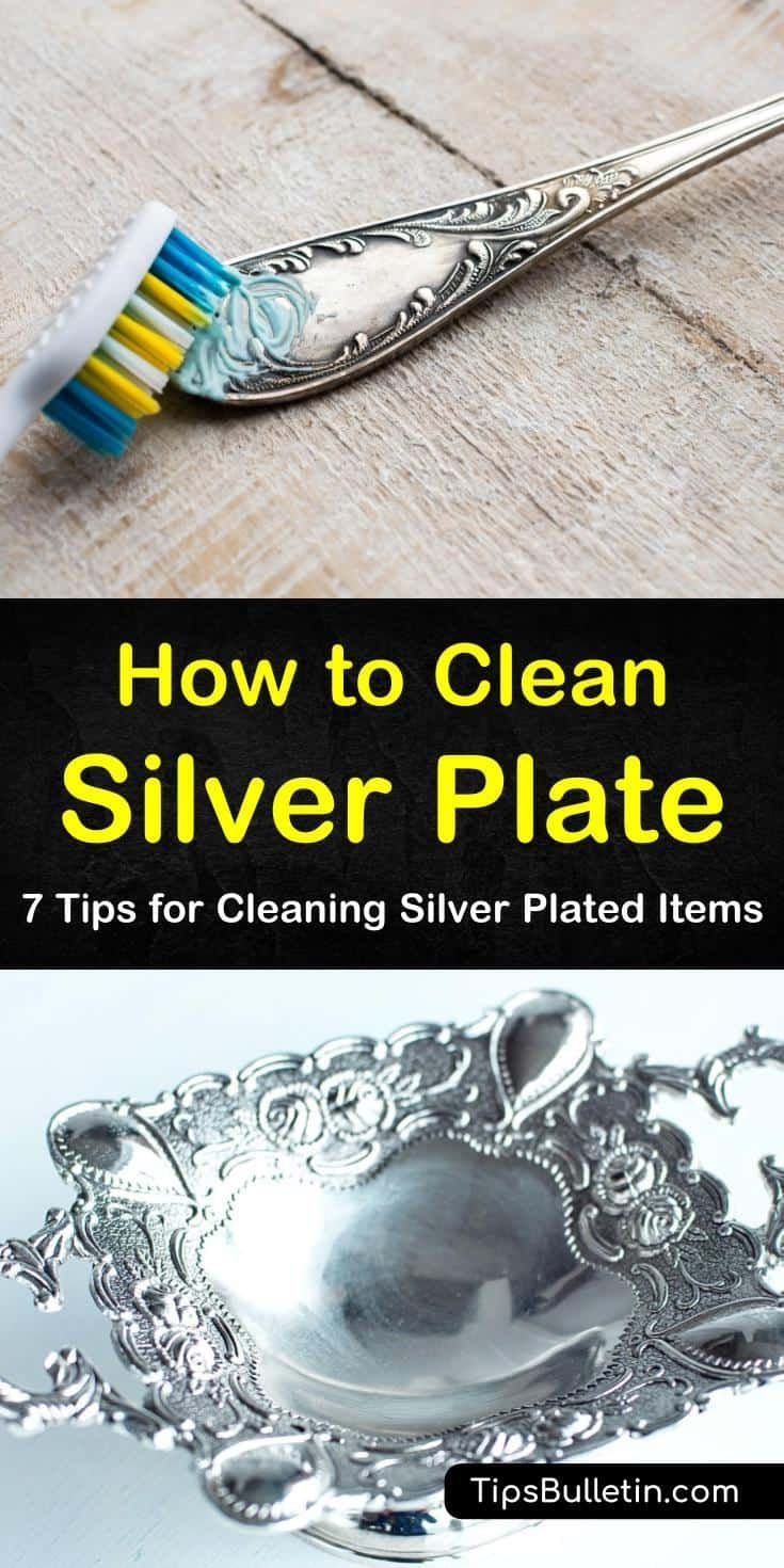 7 Fast Easy Ways To Clean Silver Plate Without Damaging It How