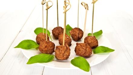 Polpettine di manzo alle erbette aromatiche – Le ricette di ViviDanone