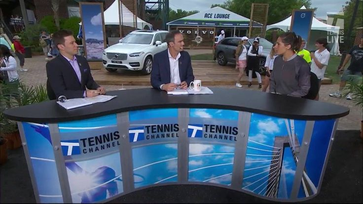 Andrea Petkovic stops by the Tennis Channel desk to chat about her win and who inspires her  Watch more here: http://tennischannel.com/news/more-stories/watch-2014-volvo-car-open-champ-petkovic-inspired-by-williams-and-konta