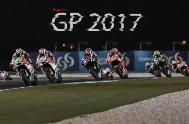 KALENDER BALAP MOTO GP 2017