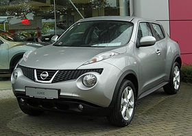 JUKE! On my list again because it has a hidden 3rd door. Have to check MPG and safety.