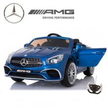 12v Mercedes sl65 ride on car look amazing in a range of colours and come with remote control system