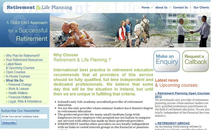 Retirement & Life Planning