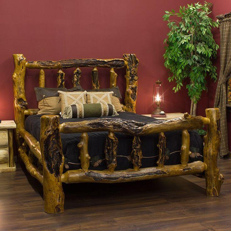 Log Furniture To Build.