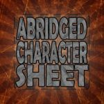 Blank Character Sheet 2.1.3 (390+ Questions!) by TheChugsBoson on DeviantArt
