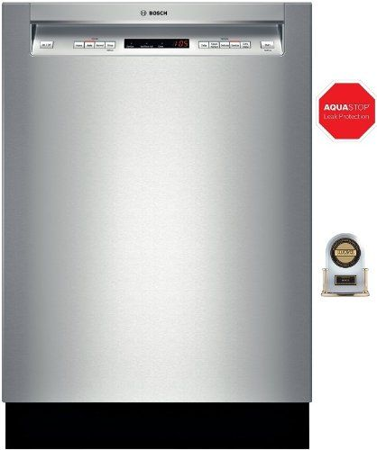 46 dBA: Quietest in its #class, quietest dishwasher brand. Full-size #stainless steel tall tub with perfectly flush installation. RackMatic offers 3 height levels...