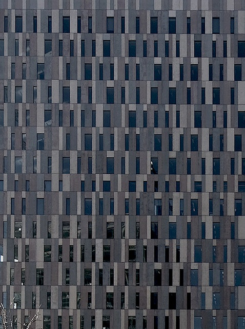 David Chiperfield #facade #grid #pattern