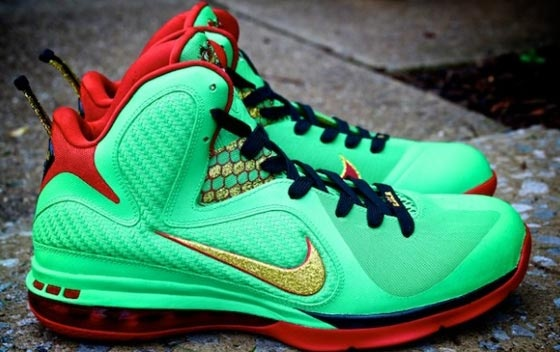 """Nuevas Nike LeBron 9 """"Year of the Dragon"""""""