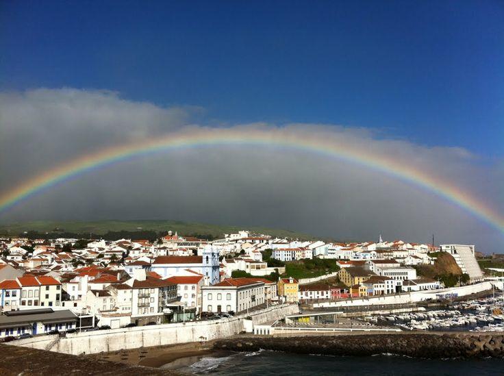 Angra do Heroísmo, Ilha Terceira, Açores - Portugal