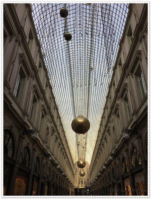 T&M podróżniczo: Świąteczne migawki z Brukseli