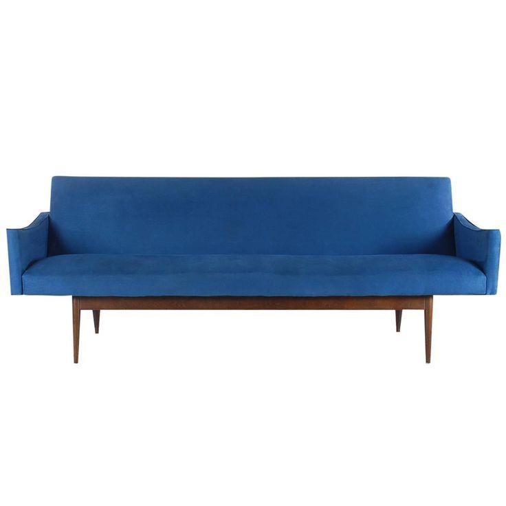 Mid Century Italian Modern Sofa After Ico Parisi Or Gio Ponti. Moderne  StühleModernes SofaGio PontiSofasKleine SofasMitte Des Jahrhunderts