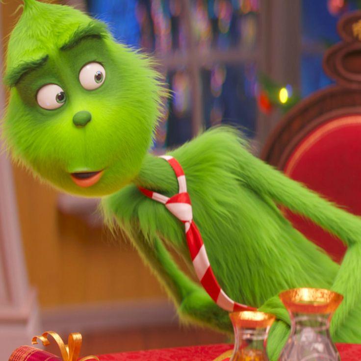 The Grinch Costume The Grinch In 2019 Grinch Costumes