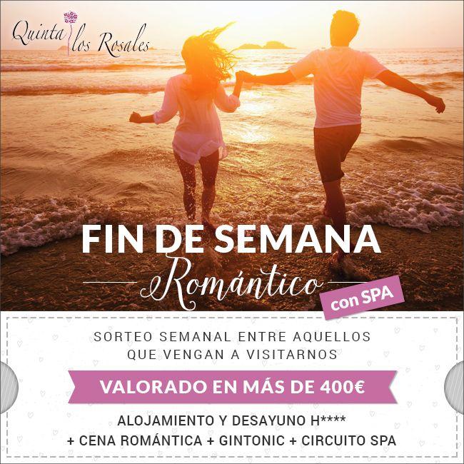 Con quinta los rosales pod is participar en el sorteo de - Fin de semana romantico aragon ...