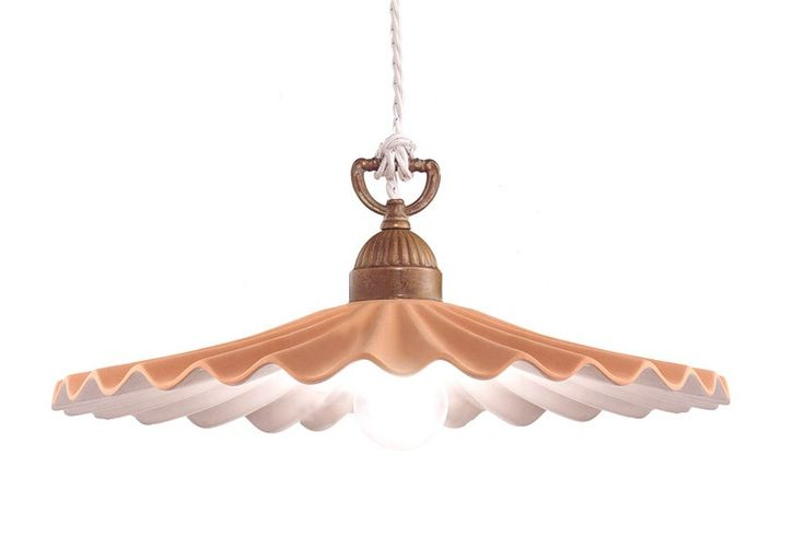 Pendent lamp Terre Cotte
