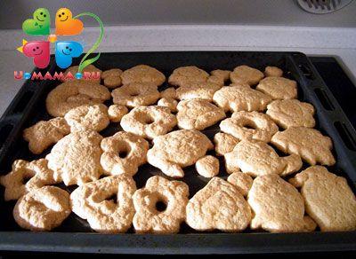рецепт печенья кримулда