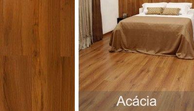 Piso Laminado Prime Acácia Eucafloor - m²
