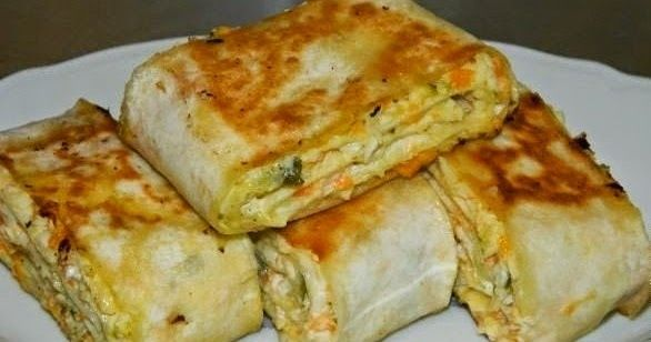 Самая вкусная хрустящая закуска из лаваша