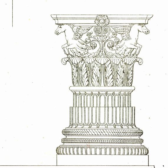 Roman Architecture Drawing 199 best drawings images on pinterest | architecture