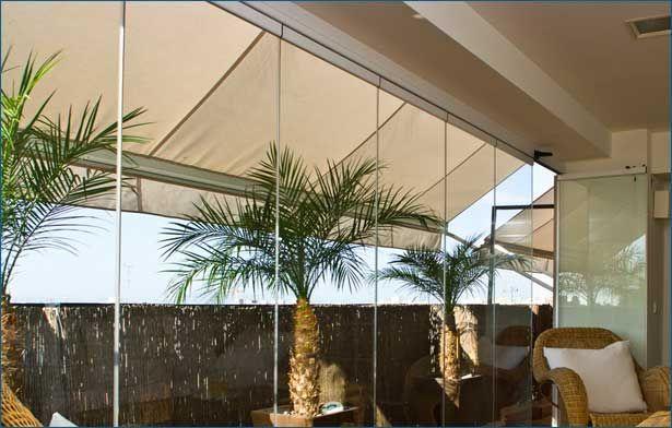 Cortinas de cristal alicante cerramientos de terrazas - Acristalamiento de terrazas precios ...