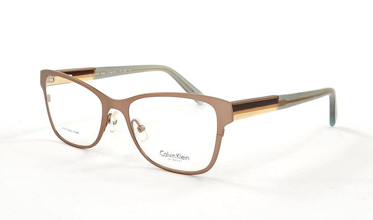 Calvin Klein Collection CK7357 291 52 Bronze Matt