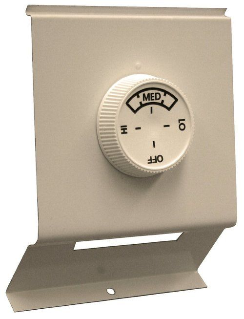 MARLEY TA2AW Baseboard Heater Thermostat Double Pole Unit Mount