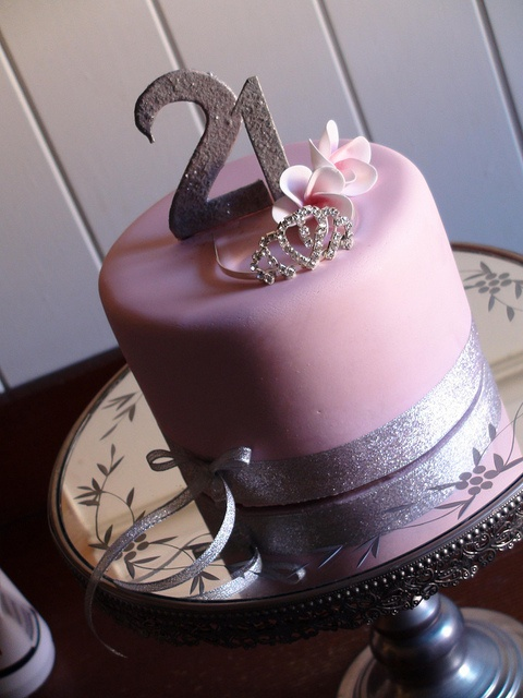17 Best Images About 21st Birthday Cakes For Girls On