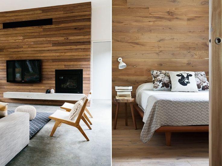 tablas madera pared