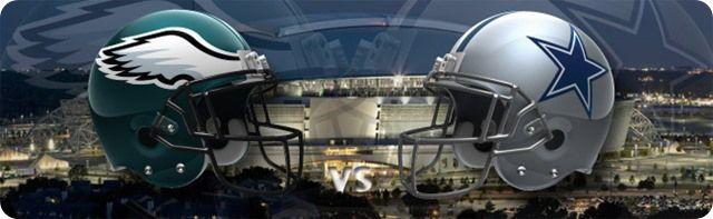 Dallas Cowboys vs. Philadelphia Eagles - Dallas Cowboys schedule 2013 2014 - helmet2helmet