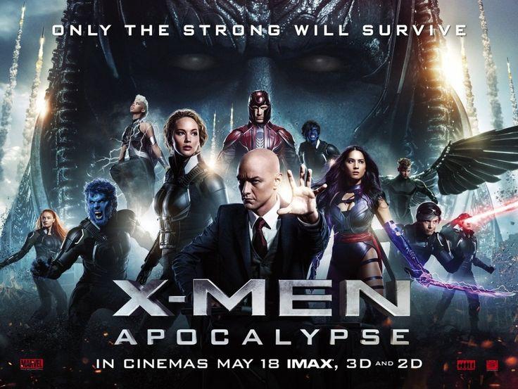 Από την αυγή του πολιτισμού, ο Apocalypse λατρευόταν σαν θεός : http://freemoviesgreeksubs.weebly.com/movies-list/x-men-apocalypse-2016