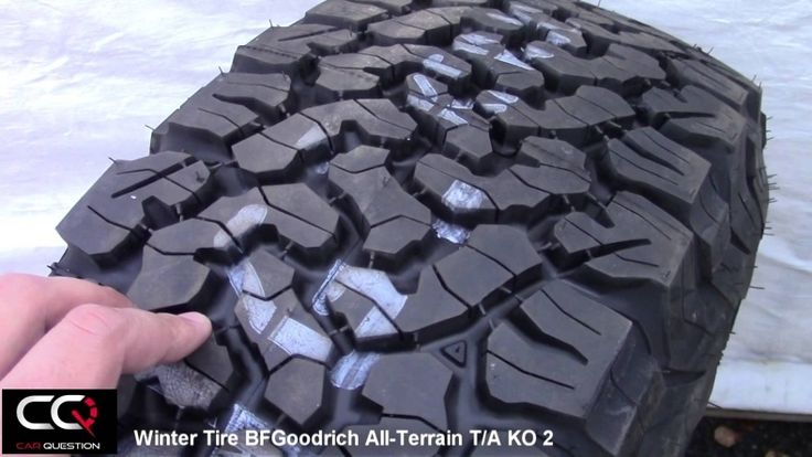 Best All Season Truck Tires For Snow And Ice