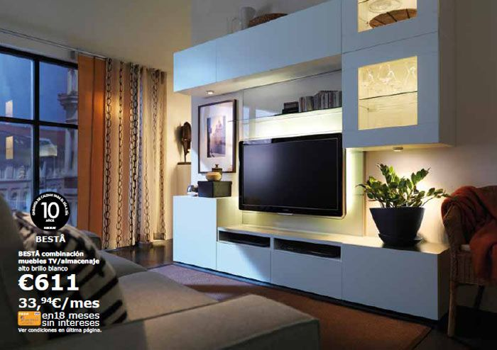 Modelos de estantes de melamina para guardar cosas for Modelos de muebles para sala