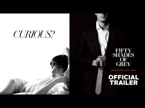 """Christian Grey Strips Down In The New """"Fifty Shades Of Grey"""" Trailer"""