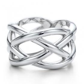 Tiffany Knots Ring