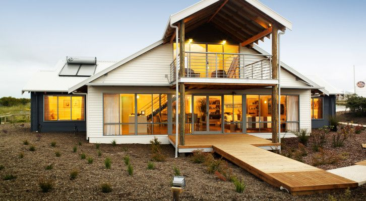 Capricorn Loft by Rural Building Company - HomeWorldDesign