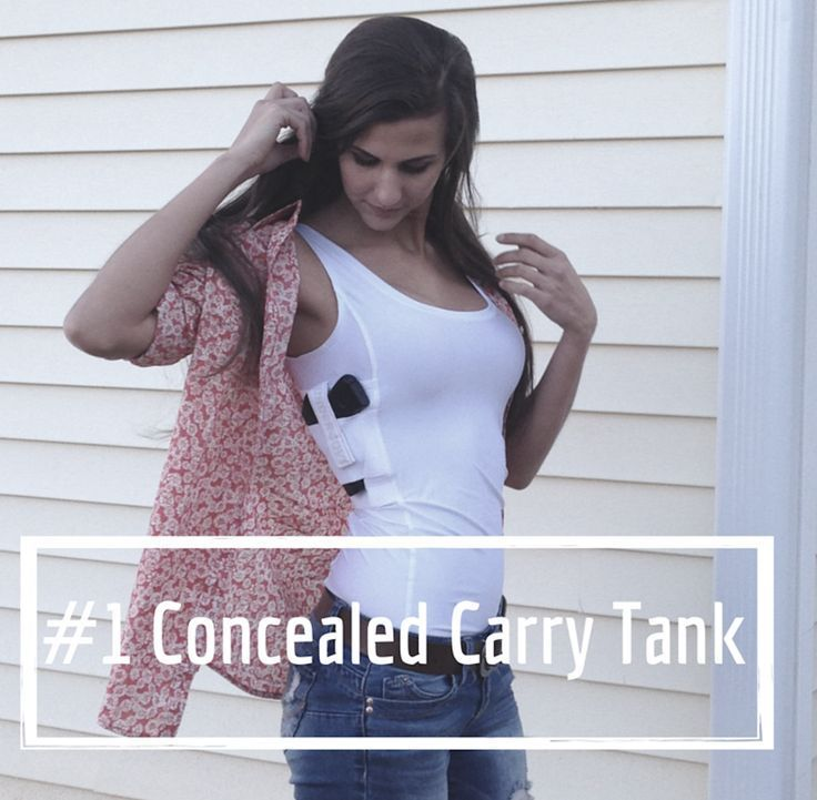 Women's Undertech Shirts - Concealed Carry.  Find out more at the image link