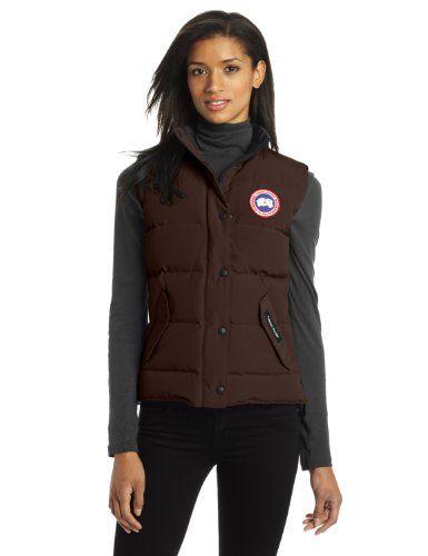 Canada Goose' freestyle vest, Men's, Size: Large, Black, Polyester