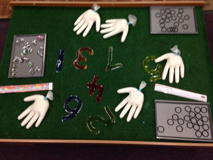 The Scarecrows Wedding - how many rings can you fit on the fingers? Which size rings fit best? Why? M_LDx