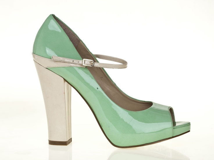 Mary-Jane block heels from Nine West