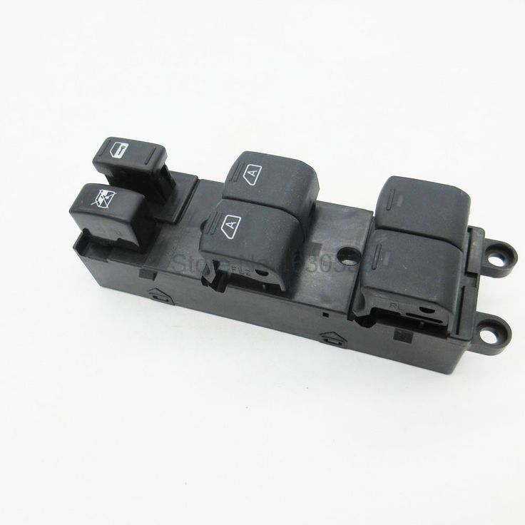 Electric Power Window Master Switch 25401
