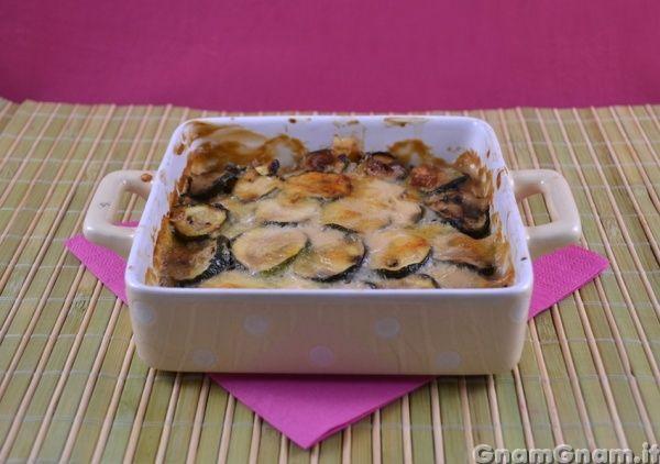 Scopri la ricetta di: Parmigiana di zucchine e salmone
