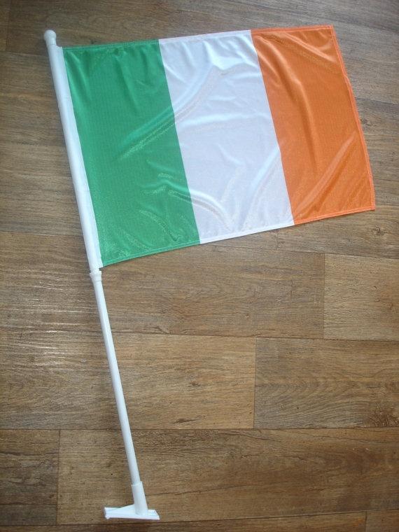 custom made ireland flag by customflag on Etsy, $55.00
