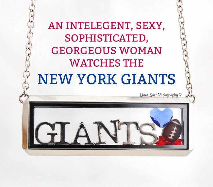 Do you have a favorite sports team? It could be a pro team or your child's pee wee team. Show your support on game day with an Origami Owl Bar Locket. What would yours look like? lianesoer.origamiowl.com #OrigamiOwl #BarLocket #NewYorkGiants #football #sportsTeam