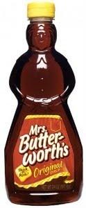 Mrs. Butterworth
