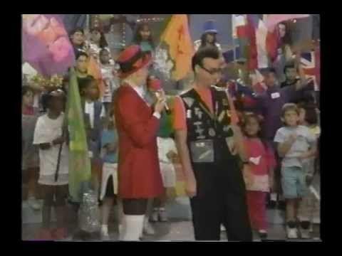 "Xuxa - ""Ed Alonzo and Cat Trainer"" episode"