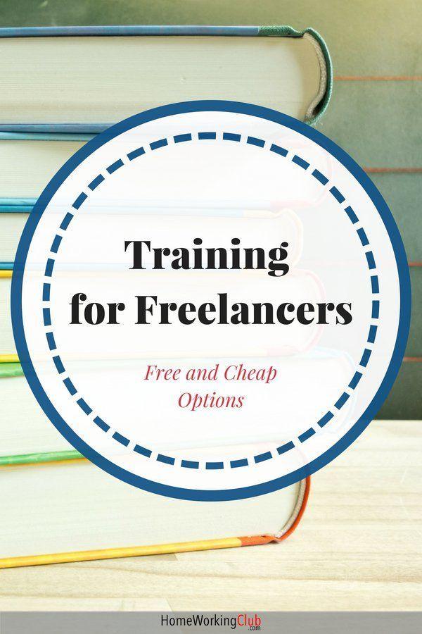 Training For Freelancers Free And Cheap Options Homeworkingclub Com Freelance Writing Free Online Learning Freelance