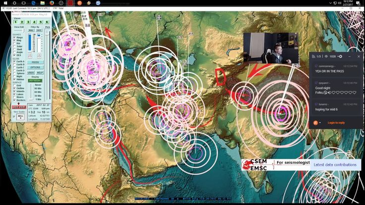2/27/2017 -- Nightly Earthquake Update + Forecast -- Unrest spreading outwards across Pacific #Dutchsinse